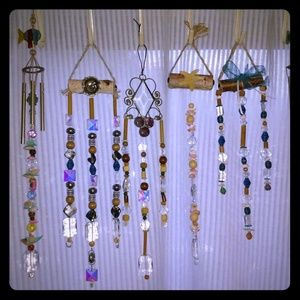 Other - Suncatchers and wind chimes
